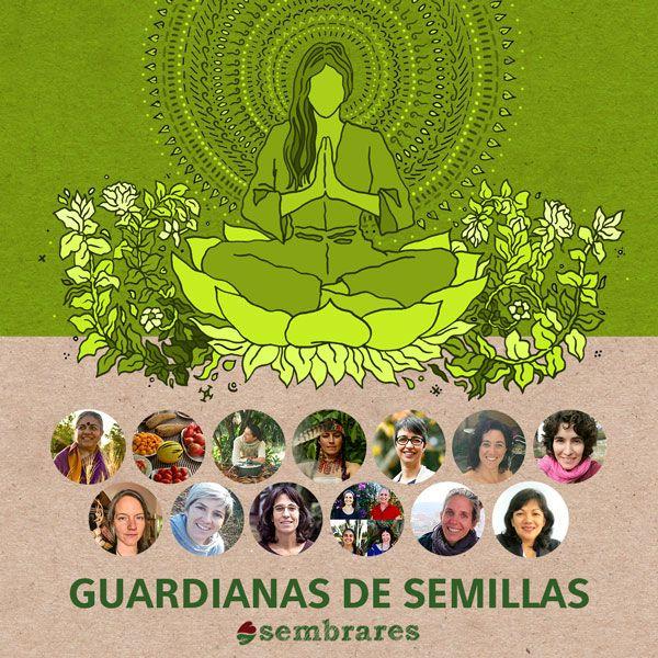 Imagem principal do produto GUARDIANAS DE SEMILLAS