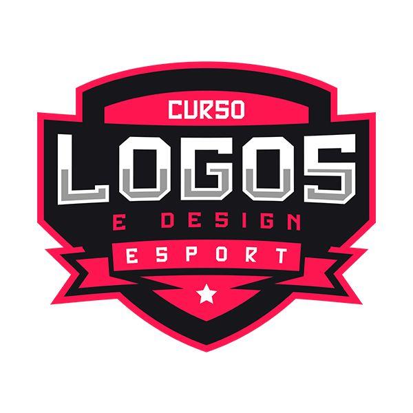 Imagem principal do produto Curso de Logos e Design e-Sport