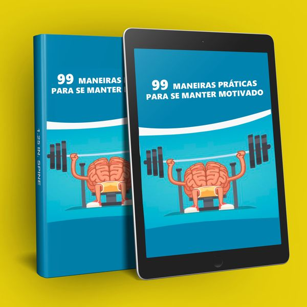 Imagem principal do produto 99 PRÁTICAS PARA SE MANTER MOTIVADO