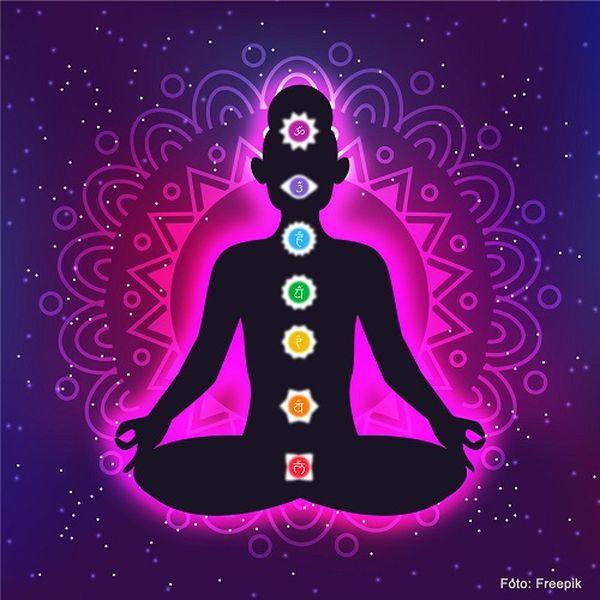 Imagem principal do produto Os Chakras e o Yoga