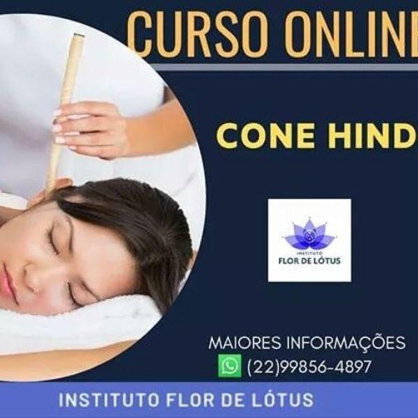 Imagem principal do produto Curso completo de Cone Hindú