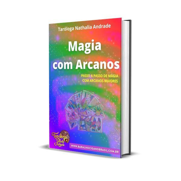 Imagem principal do produto Magia com Arcanos