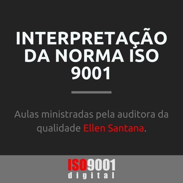 Imagem principal do produto Interpretação da Norma ISO 9001