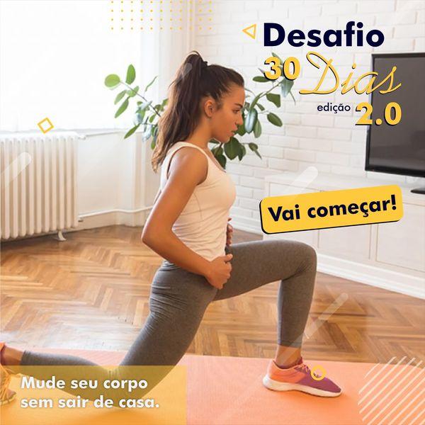 Imagem principal do produto Desafio 30 dias 2.0
