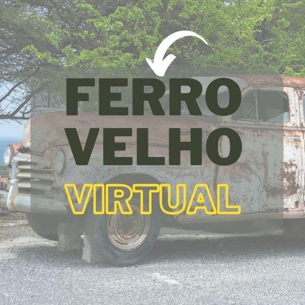 Imagem principal do produto FERRO VELHO VIRTUAL