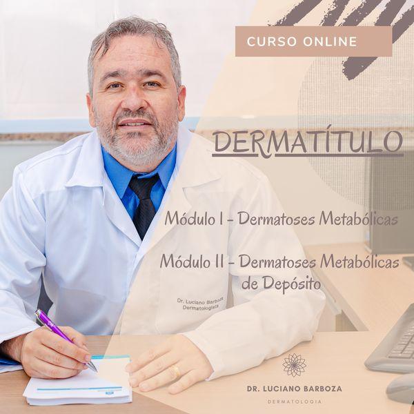 Imagem principal do produto Dermatítulo - Dermatoses Metabólicas