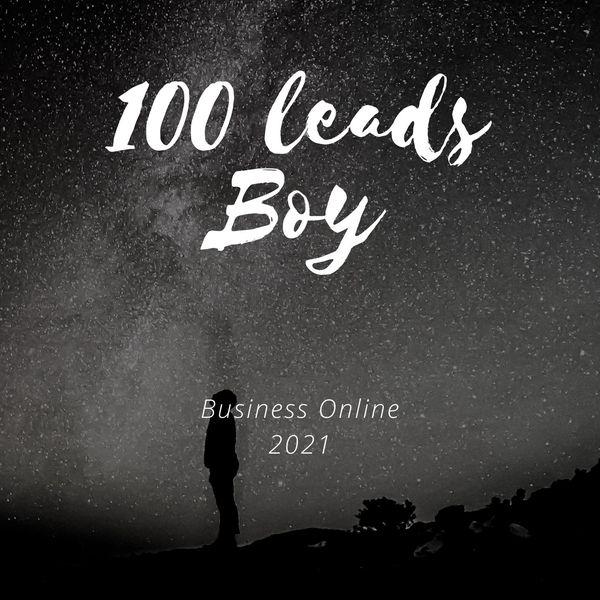 Imagem principal do produto 100 Leads Boy
