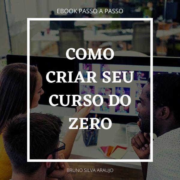 Imagem principal do produto Como Criar Seu Curso do Zero