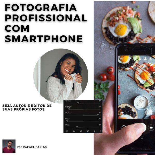 Imagem principal do produto Fotografia profissional com smartphone