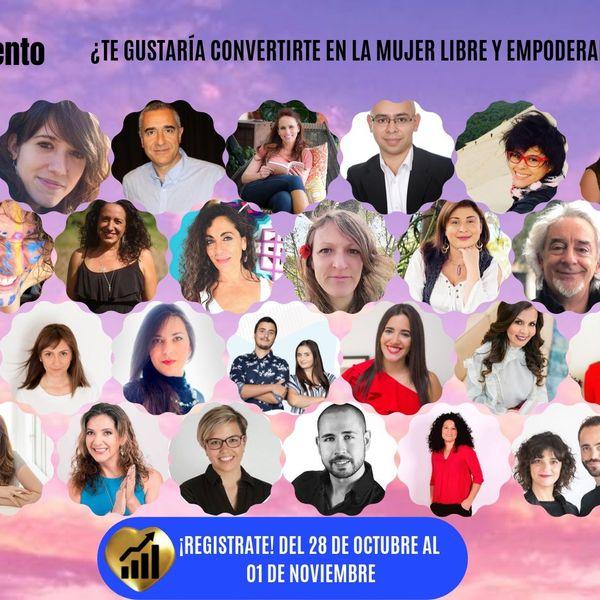 Imagem principal do produto Audios Cumbre Empoderasiento Financiero Femenino