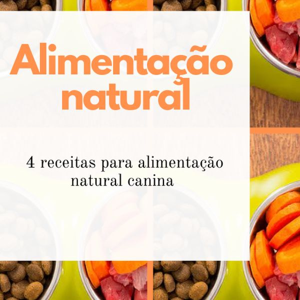 Imagem principal do produto alimentação natural