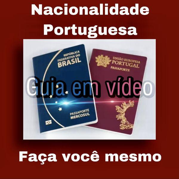 Imagem principal do produto GUIA NACIONALIDADE PORTUGUESA