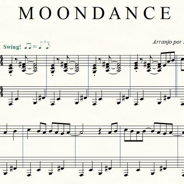 Imagem principal do produto Moondance [Van Morrison]