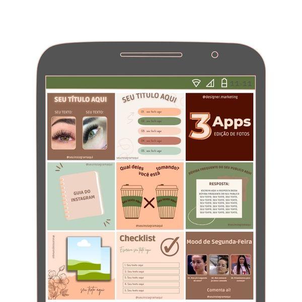 Imagem principal do produto CANVA BOX EMPREENDA