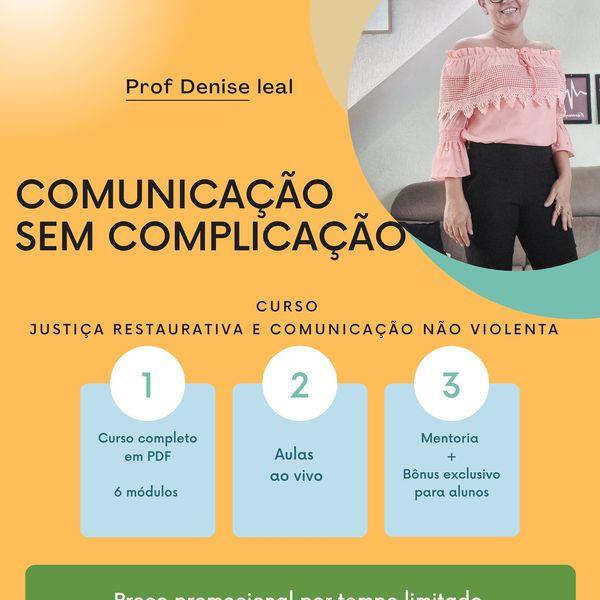 Imagem principal do produto Comunicação Não Violenta  e Justiça Restaurativa - Um novo comportamento e um diálogo transformador
