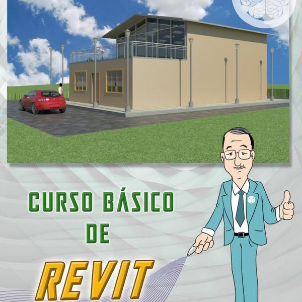 Imagem principal do produto CURSO BÁSICO DE REVIT
