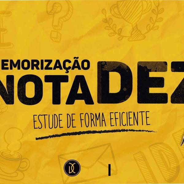 Imagem principal do produto ATIVE SUA MEMORIZAÇÃO