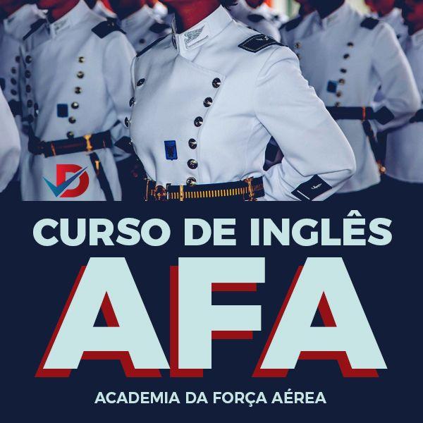 Imagem principal do produto [AFA] Curso de Inglês preparatório completo