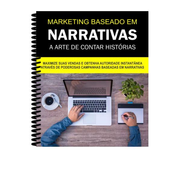 Imagem principal do produto Campanhas de Marketing Baseadas em Narrativas