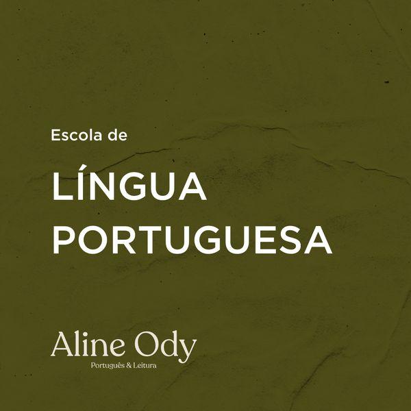 Imagem principal do produto Escola de Língua Portuguesa