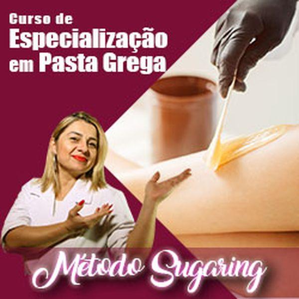 Imagem principal do produto ESPECIALIZAÇÃO EM PASTA GREGA - MÉTODO SUGARING