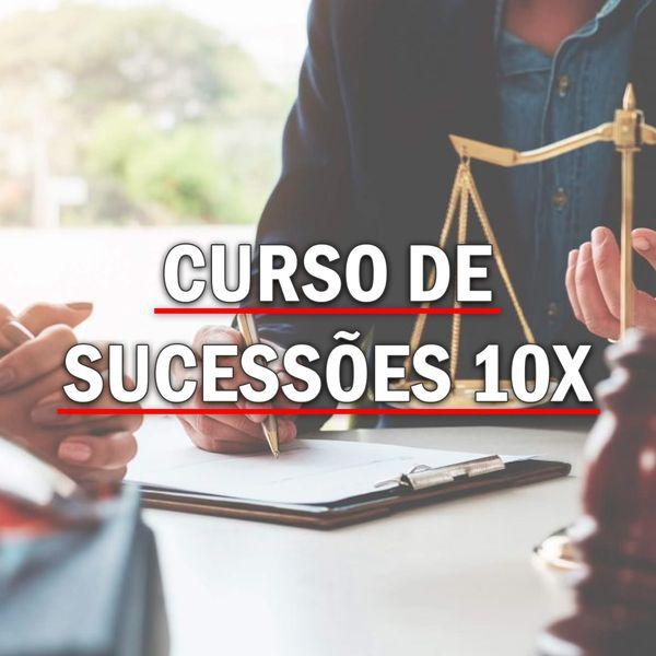 Imagem principal do produto Curso de Sucessões Advogado 10x