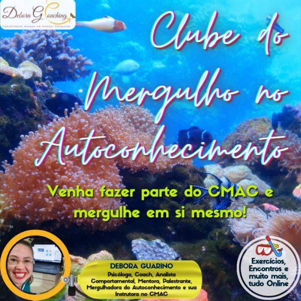 Imagem principal do produto CMAC - Clube do Mergulho no AutoConhecimento
