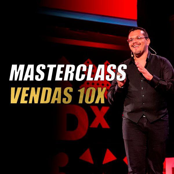 Imagem principal do produto MASTERCLASS VENDA 10X