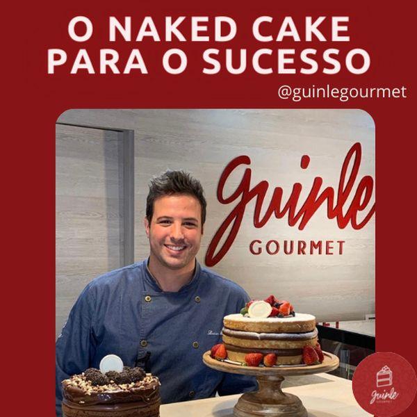 Imagem principal do produto O Naked Cake para o Sucesso