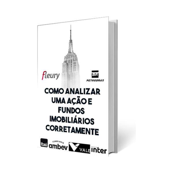 Imagem principal do produto COMO ANALIZAR UMA AÇÃO E FUNDOS IMOBILIÁRIOS CORRETAMENTE