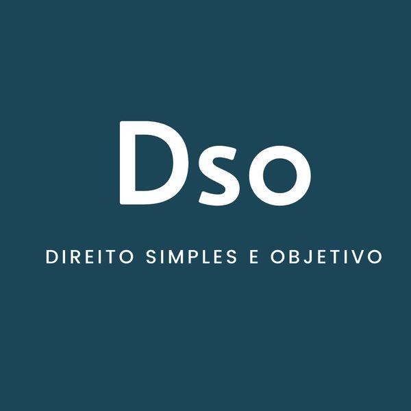 Imagem principal do produto DSO - Direito Simples e Objetivo