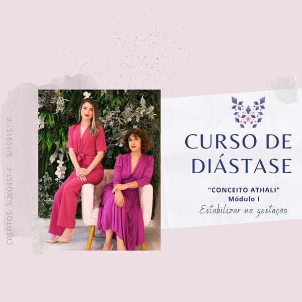Imagem principal do produto CURSO DE DIÁSTASE - CONCEITO ATHALI - MÓDULO I - ESTABILIZAR NA GESTAÇÃO