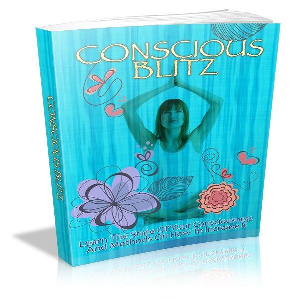 Imagem principal do produto Conscious Blitz