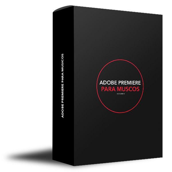 Imagem principal do produto Adobe Premiere para Musicos!!