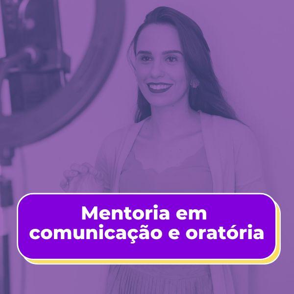 Imagem principal do produto Mentoria em comunicação e oratória