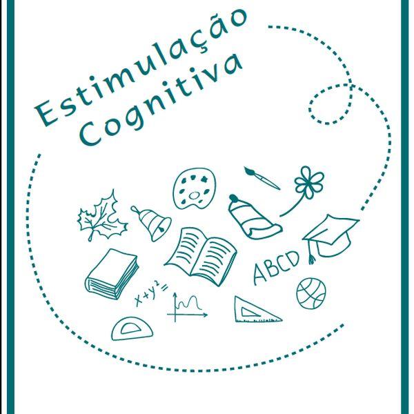 Imagem principal do produto Caderno de Estimulação Cognitiva para crianças de 4 a 7 anos - Ideal para as férias!