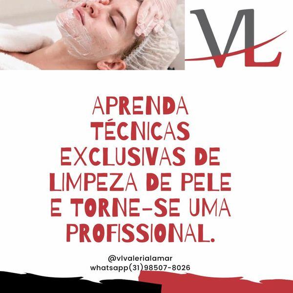 Imagem principal do produto CURSO LIMPEZA DE PELE