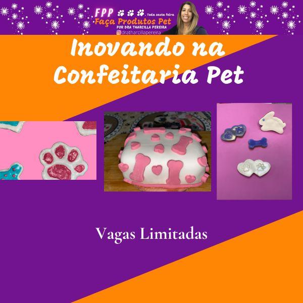 Imagem principal do produto Inovando na Confeitaria Pet