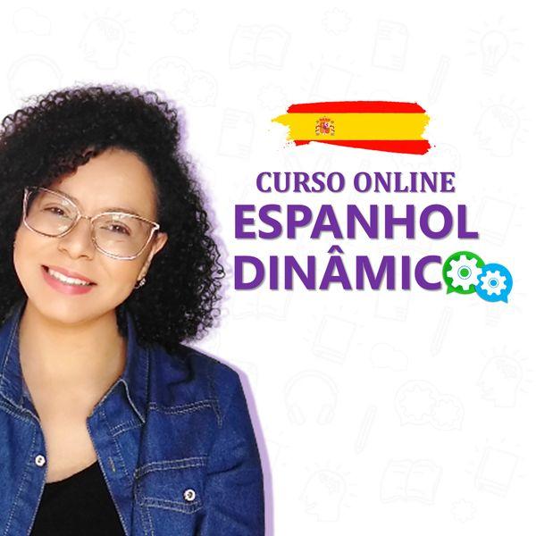 Imagem principal do produto Curso Espanhol Dinâmico