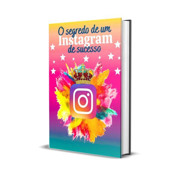 Imagem principal do produto E-book Instagram de Sucesso