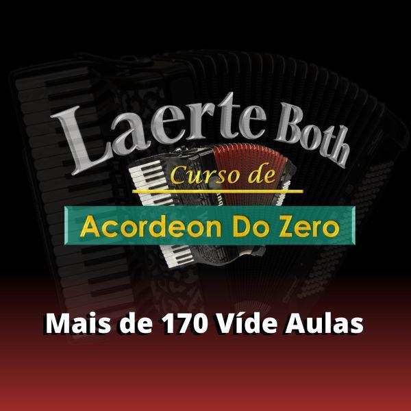 Imagem principal do produto Curso de Acordeon do Zero - Laerte Both