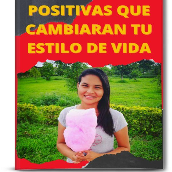 Imagem principal do produto Afirmaciones positivas