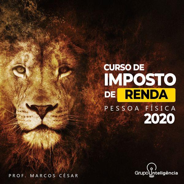 Imagem principal do produto CURSO DE IMPOSTO DE RENDA PF