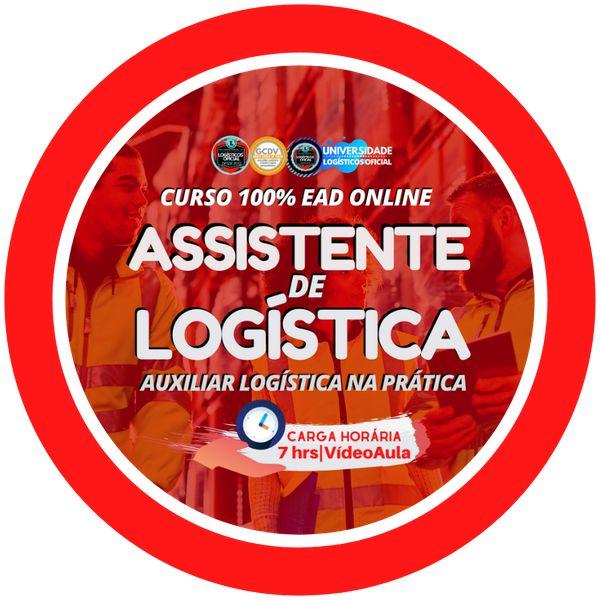 Imagem principal do produto ASSISTENTE DE LOGÍSTICA NA PRÁTICA