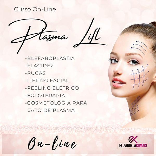 Imagem principal do produto Curso de Plasma Lift - Jato de Plasma Online