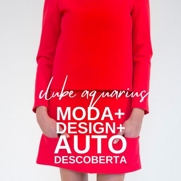 Imagem principal do produto CLUBE AQUARIUS | moda, design + auto descoberta