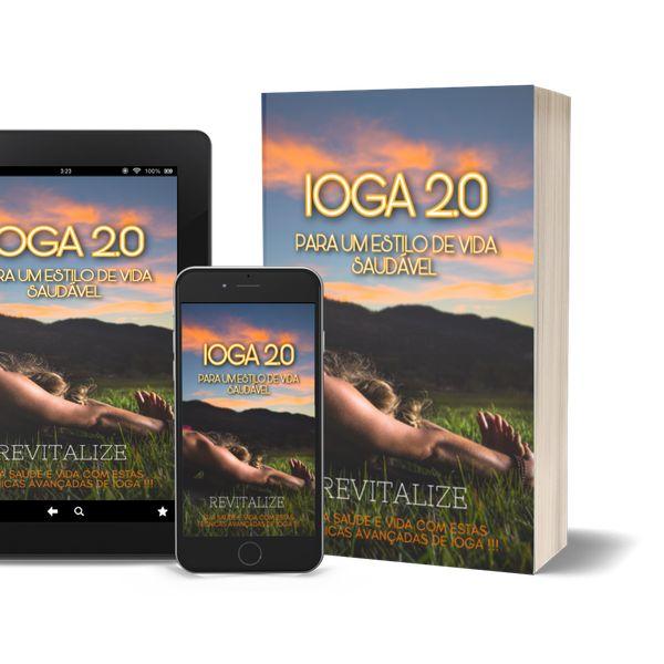 Imagem principal do produto Ioga 2.0 Para um Estilo de Vida Saudável