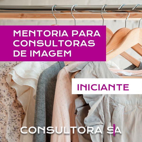 Imagem principal do produto Consultoria de Imagem – Iniciante