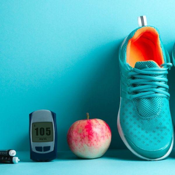 Imagem principal do produto Exercício físico e diabetes