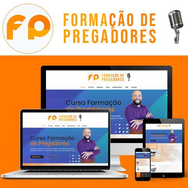 Imagem principal do produto CURSO FORMAÇÃO DE PREGADORES
